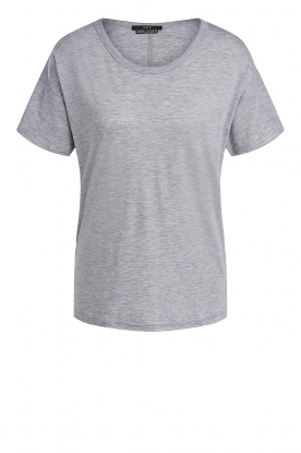 Set | Basic T-shirt Coco | grey