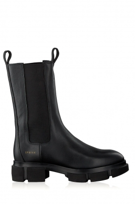 Copenhagen Studio's |  Leather boots CPH500 | black