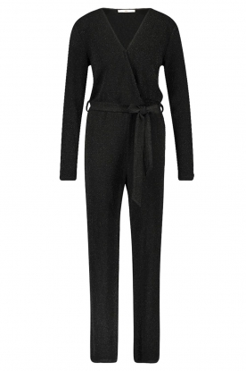 Aaiko |  Jumpsuit Stacy | black