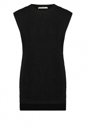 Aaiko |  Knitted spencer Mava | black