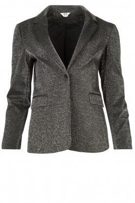 Liu Jo |  Glitter blazer Milano | grey