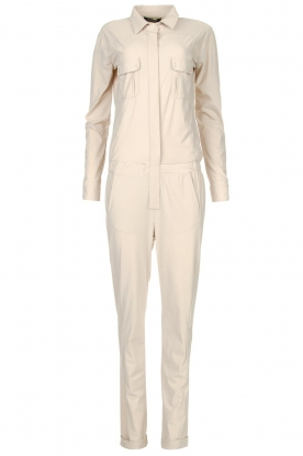 D-ETOILES CASIOPE |  Travelwear jumpsuit Astro | natural