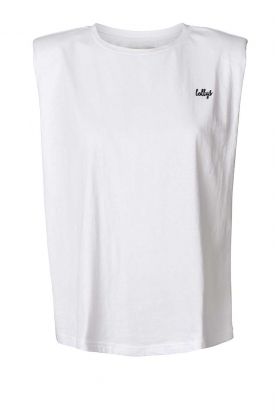 Lolly's Laundry |Basic T-shirt Alex | wit