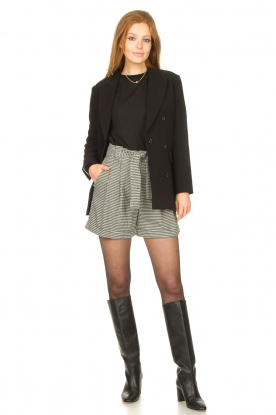 Look Sweater with dotted print Ruth