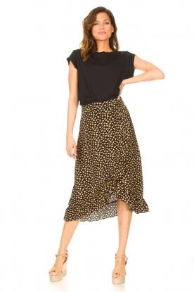 Look Maxi dress with print Alina