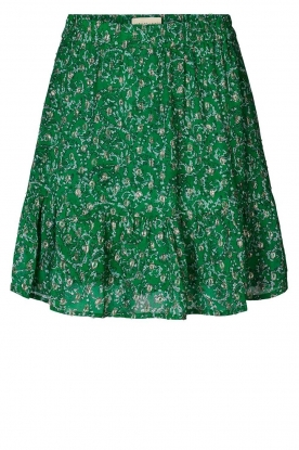 Lolly's Laundry | Skirt with lurex Alexa | green