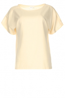Knit-ted | Basic T-shirt Jelly | Ivory