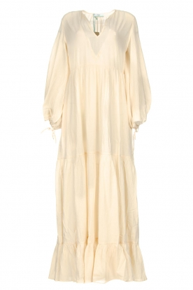 Devotion | Cotton maxi dress Fortaleza | natural