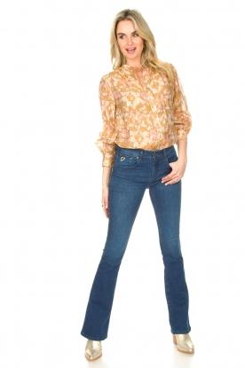 Look Printed blouse Mollie