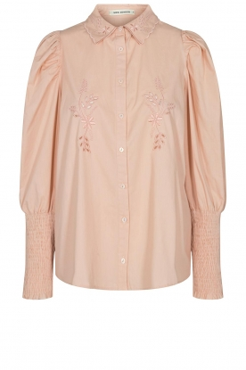 Sofie Schnoor | Blouse with puff sleeves Marie | pink