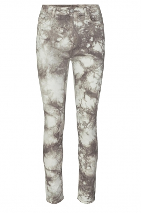 Sofie Schnoor |  Jeans with tie dye effect Jullia | grey
