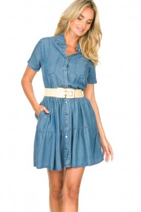Silvian Heach |  Dress Seltrix | blue