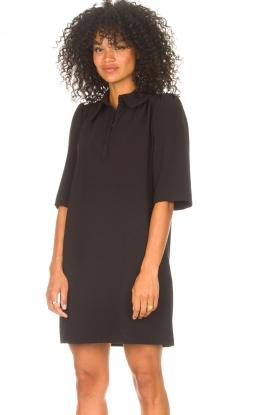 ba&sh |  Dress Mara | black