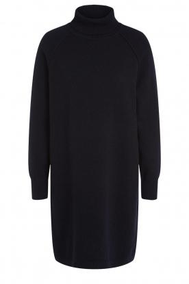 Set   Sweater jurk Maya   zwart