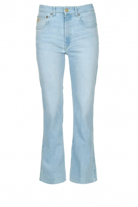Lois Jeans |  High waisted straight leg jeans River | blue