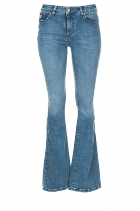 Lois Jeans | L32 High waist flared jeans Raval | blue