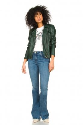 Lois Jeans | L32 High waist flared jeans Raval | blauw