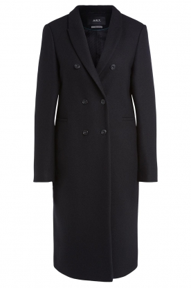 Set |  Classic coat Zoe | black