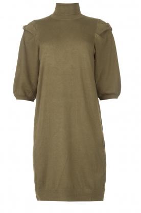 Liu Jo |  Knitted dress Tatjana | green