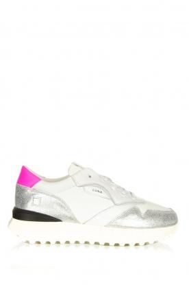 D.A.T.E    Sneakers Luna   white