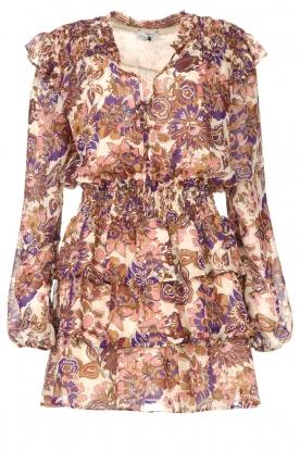 Liu Jo |  Dress with Print Cindy | purple