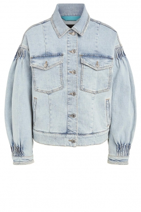Set |  Denim jacket Romée | blue