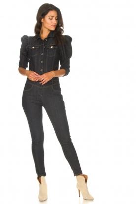 Look Denim jumpsuit Rianna