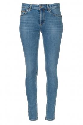 Liu Jo Denim |  Skinny stretch jeans Kimberly | light blue