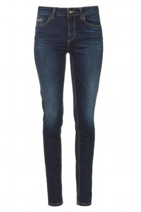 Liu Jo Denim |  Skinny stretch jeans Kimberly | dark blue