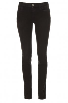 Liu Jo Denim |  Super stretch skinny jeans Kristen | black