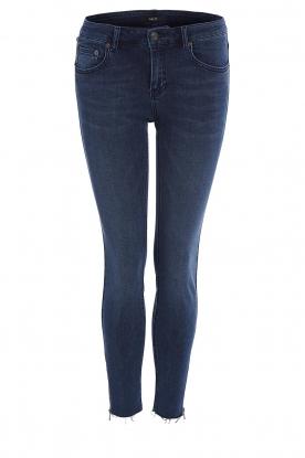 Set |  Skinny jeans Ivana | blue