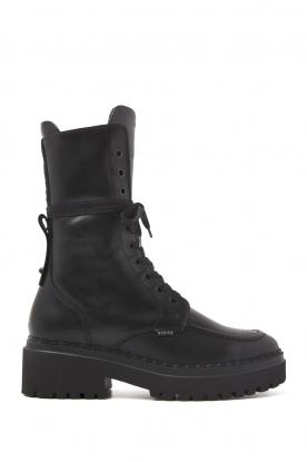Nubikk |  Biker boots Fae Aubine | black