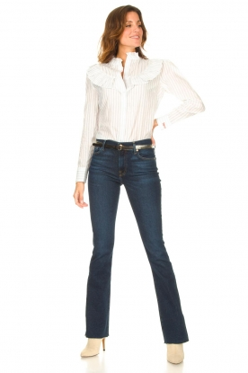 7 For All Mankind    Bootcut jeans Charisma   blue
