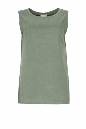JC Sophie | Sleeveless top Gwendoline | green