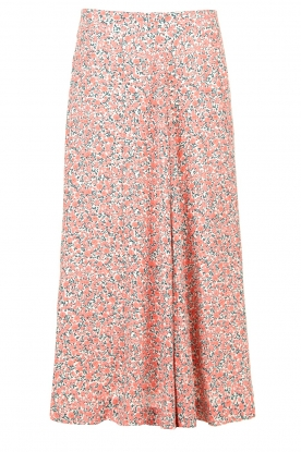 JC Sophie | Floral maxi skirt Gianna | pink
