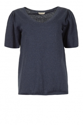 JC Sophie | Cotton sweater Giverny | blue