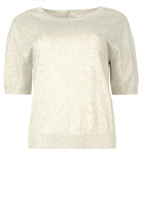 JC Sophie | Cotton sweater Ginny | grey