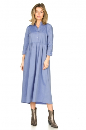 Look Cotton midi dress Guinevere