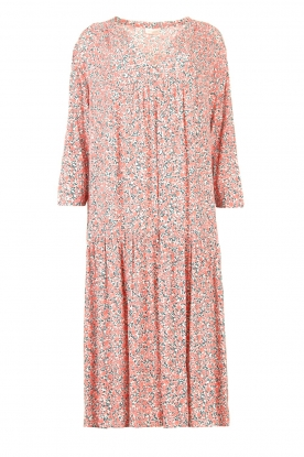 JC Sophie | Floral maxi dress Georgia | pink