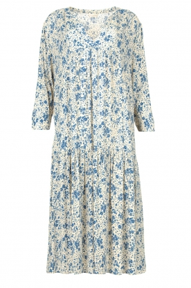 JC Sophie |  Floral midi dress Georgia | blue