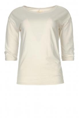 Blaumax | Katoenen T-shirt Garta | naturel