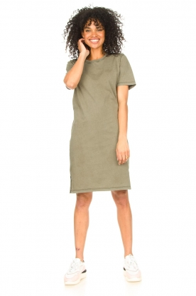 Look Organic cotton T-shirt dress Cayman