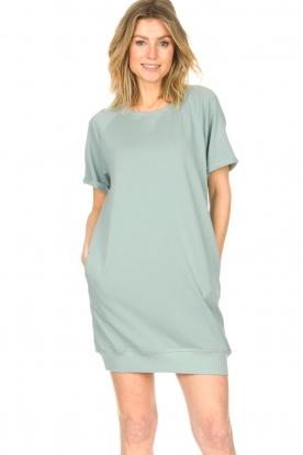 Blaumax | Sweaterjurk Queens | blauw