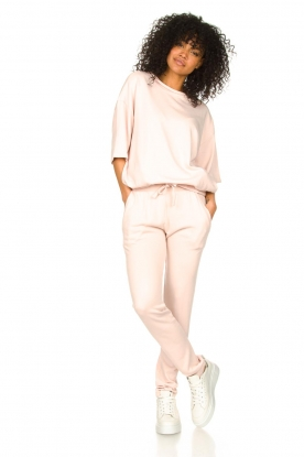 Blaumax | Sweatpants Zia | roze