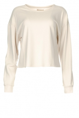 Blaumax |  Sweater Ash | beige