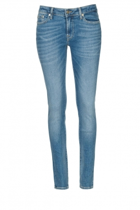 7 For All Mankind |  Cigarette leg jeans Pyper | light blue
