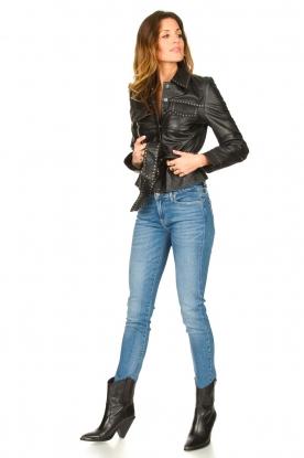 Look Cigarette leg jeans Pyper