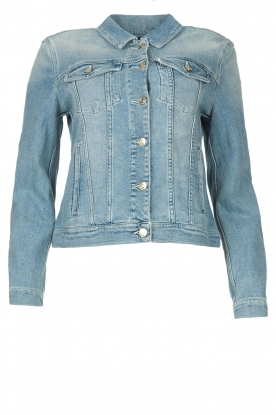 7 For All Mankind | Denim jacket Josie | blue