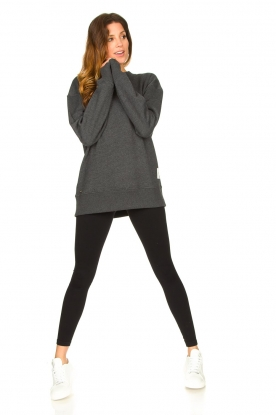Lune Active |  Rib leggings Luna | black