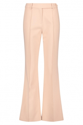 Aaiko | Flared trousers Vantalle | pink